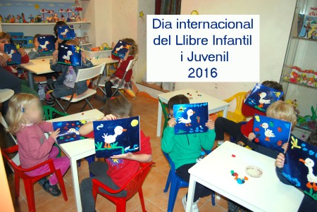 dia llibre infantil 2016